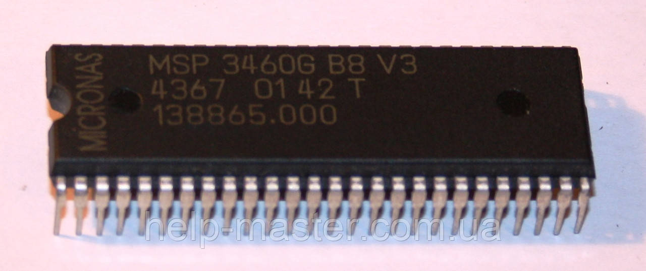 Процессор MSP3460G B8 V3