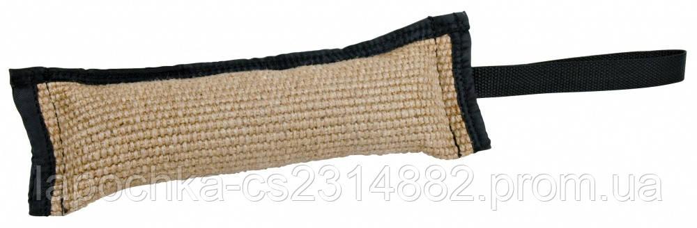Игрушка для собак Trixie Палка тренировочная, текстиль 30 см / 10 см