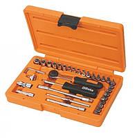 Набор торцевых ключей BETA 903-c35 в чемодане