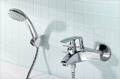 Змішувачі,душові панелі,душові стійки