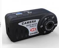 Новый HD 1080P T8000 ночного видения Мини видеокамеры всё в металлическом корпусом Thumb DVR Camera Record