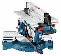 Пила торцовочная Bosch gtm12 jl 1800Вт