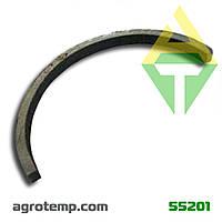 Полукольцо трубы шарнира Т-150 125.30.216