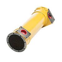 Теплообменник масляный (маслоохладитель) на двигатель Caterpillar 3508 1245142, 124-5142, 4W5409, 0R8316