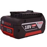 Аккумулятор 18 В li-ion 4,0 professional BOSCH
