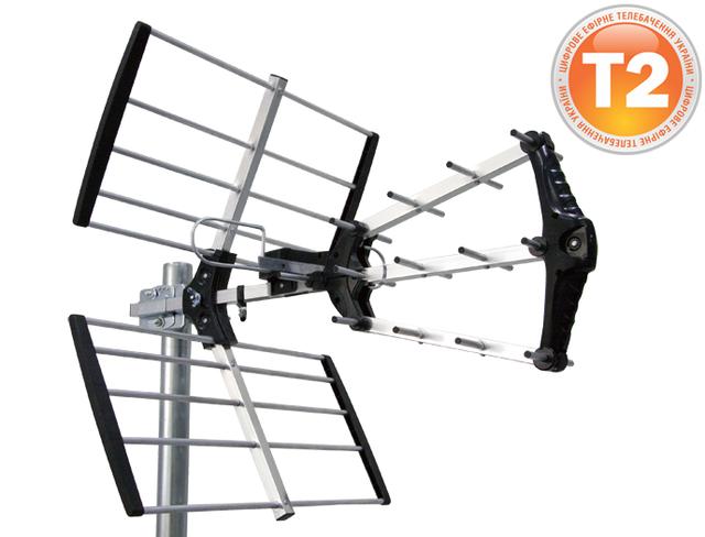 Антенны для Т2 тюнеров (ресиверов) DVB-T2