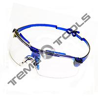 Очки (код 808) поворотные удлинённые дужки, стекло поликарбонат