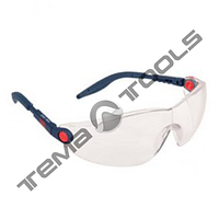Очки защитные 2730 (поликарбонатные 3М, незапотевающие, стойкие к царапинам, защита от УФ, прозрачные, FT)