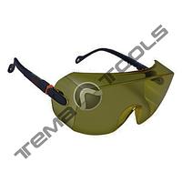 Очки защитные 2805 ИК 5 (поликарбонат, прямая вентиляция, BT, защита от ИК, для сварочных работ, степень затем