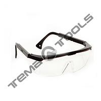 Очки Комфорт-У (прозрачные) с регулируемой дужкой и 2-мя фонариками, стекло поликарбонат