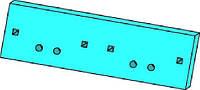 Полевая доска Lemken 3411504 R (пр-во Италия)
