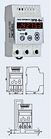 Программируемое реле времени ПРВ-6н (суточный режим) на  DIN -рейку