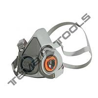 Респиратор полумаска 3М 6200 (без фильтров) средняя
