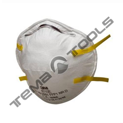 Респиратор 8710 Р1 (пыли, дымы, туманы до 4 ПДК ) 3М8710