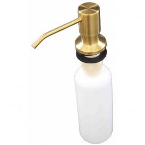 Sbortis дозатор жидкого мыла встраиваемый. бронза, фото 1
