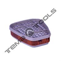 Фильтр 6051 А1 (органические газы и пары до 10 ПДК/ (до 200 ПДК с полной маской)
