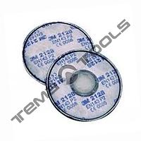 Фильтр Р2 2128 (пыли, дымы, туманы до 12 ПДК/ до 16 ПДК с полной маской), органические и кислые газы до ПДК)