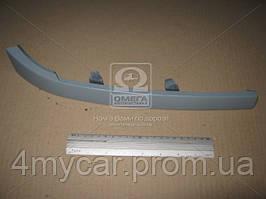 Полоска под фарой правая Citroen Berlingo -02 (производство Tempest ), код запчасти: 017 0117 920