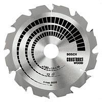Пильный диск Construct wood  400x3,5x30x28z BOSCH