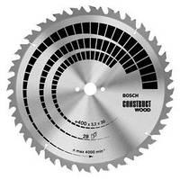 Пильный диск Construct wood  350x3,5x30x24z BOSCH