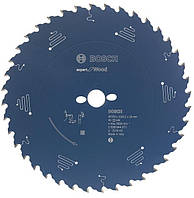 Пильный диск для дерева с режущими пластинами из карбида wood expert 160 x 20 x 2,2 мм, 48 зубьев BOSCH