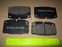 Колодка тормозная DAEWOO NEXIA передний (производитель Intelli) D269E