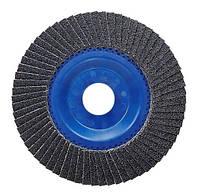 Лепестковый круг пластиковый 115 р 60  BOSCH