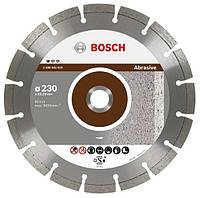 Алмазный диск 230x22 seg абразивный BOSCH