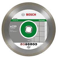 Алмазный диск 250x25,4 BOSCH
