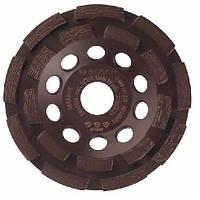 Алмазный диск для шлифования бетона 125x22,2мм BOSCH