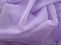 Шторный шифон Сирень (Св.Фиолетовый), вуаль