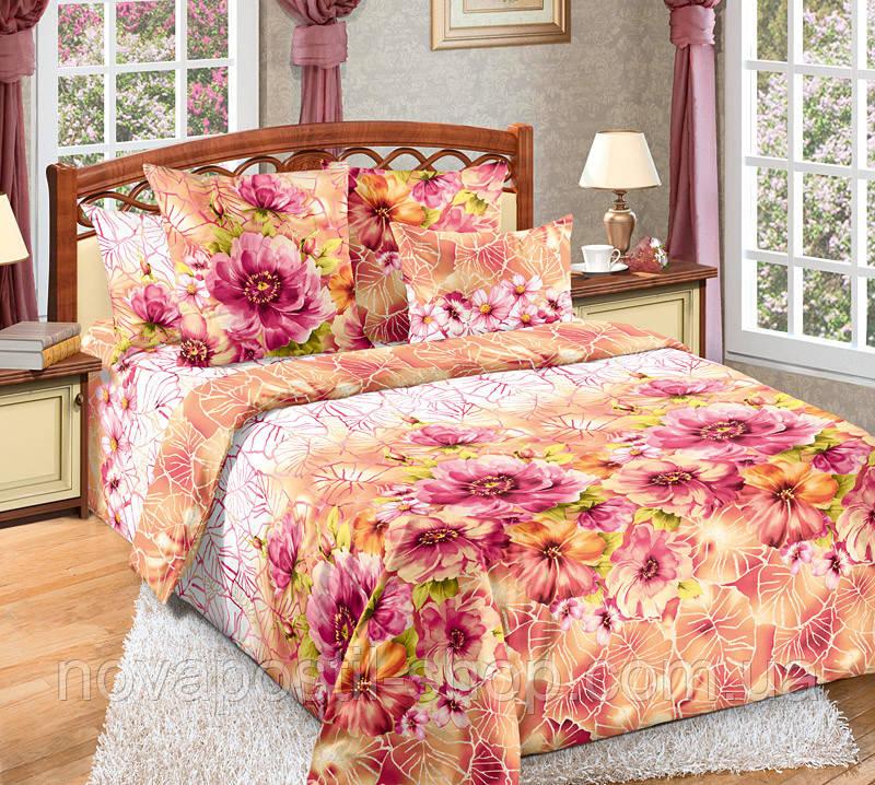Комплект постельного белья Акварель