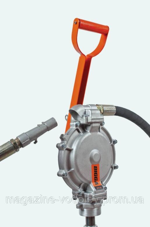 DFP-60 - Диафрагменный насос высокой подачи 60л/мин  для перекачки топлива