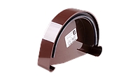 Заглушка желоба левая 130 мм PROFIL