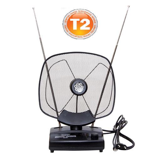 Комнатные антенны для ТВ и тюнеров (ресиверов) Т2