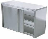 Шкаф из нержавейки модель №19