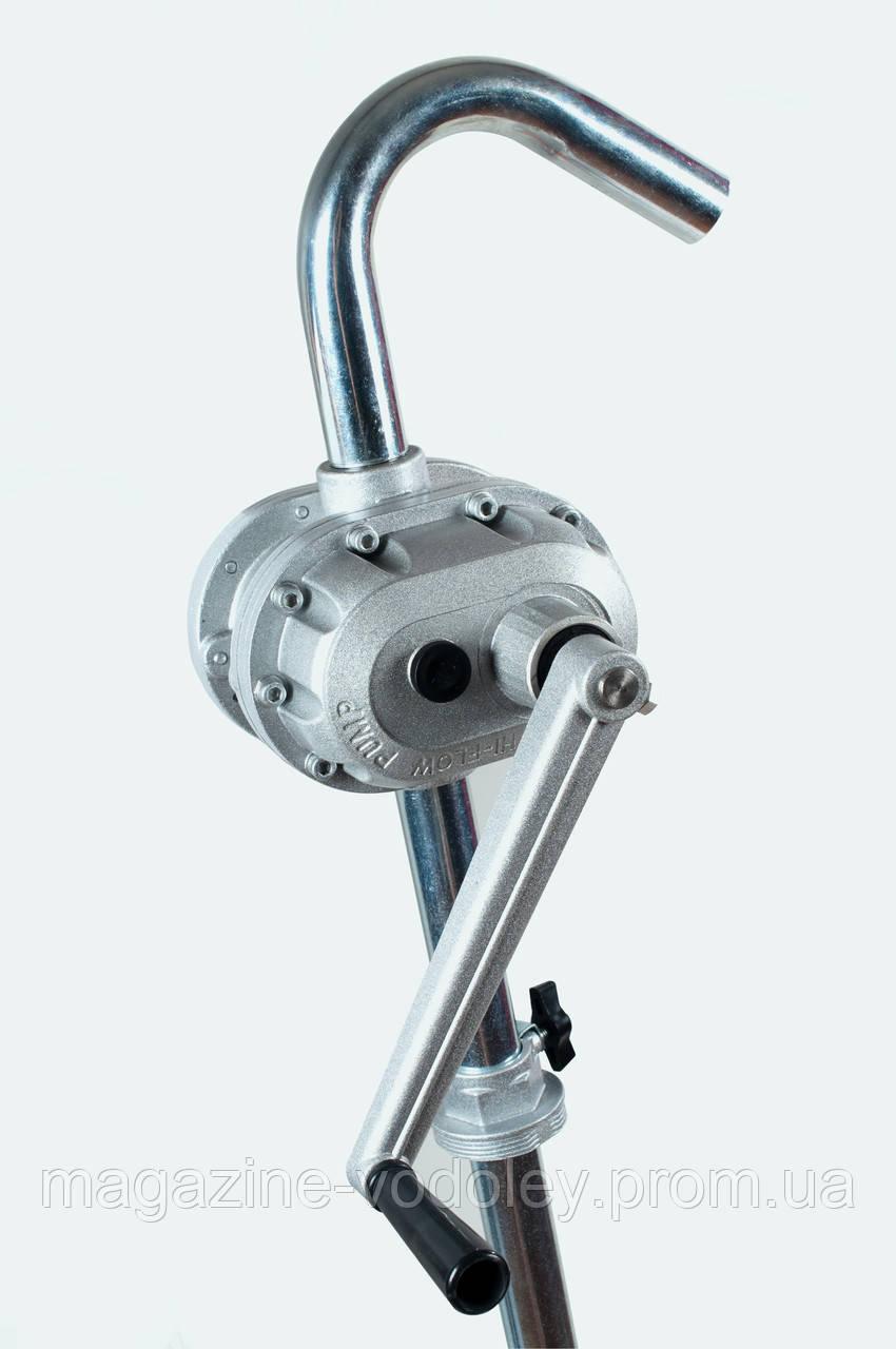 RFP-70 - Ручная редукторная помпа для бензина, 50-70 л/мин