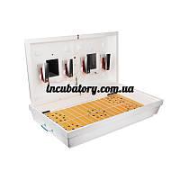 Инкубатор для яиц Рябушка на 130 яиц с механическим переворотом,аналоговый терморегулятор