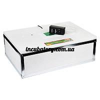 Инкубатор Наседка на 70 яиц с механическим переворотом с аналоговым терморегулятором