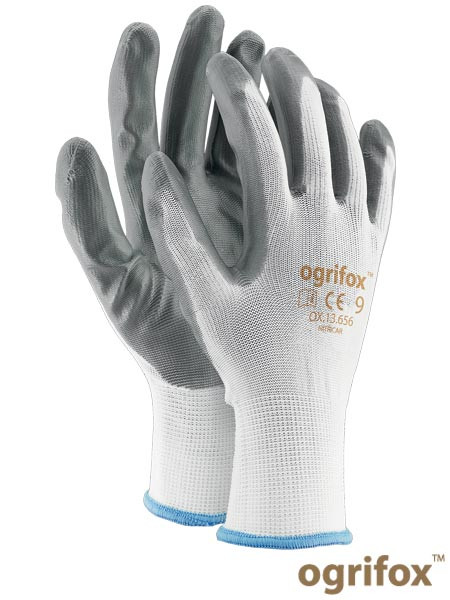 Защитные перчатки OX-NITRICAR WS