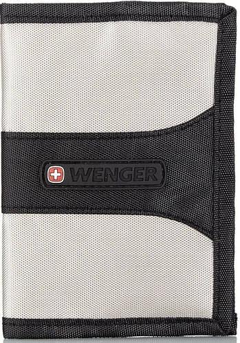 Надежная обложка для паспорта Wegner 6078GY серый