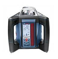 Вращающийся лазер grl 500 + приемник lr50 BOSCH