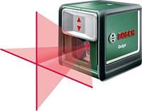 Лазерный перекрестный нивелир  quigo BOSCH
