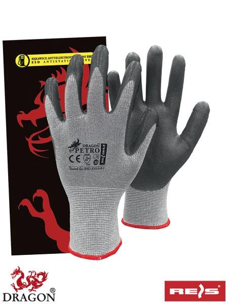 Защитные перчатки PETRO SWS