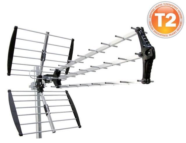 Наружные антенны для Т2 ресиверов (тюнеров)