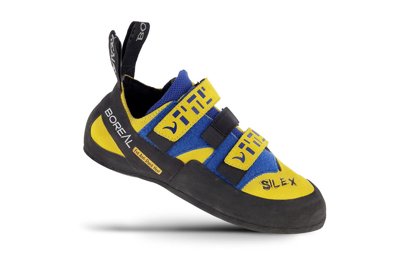 Скальники Boreal Silex Velcro. Made in Spain !!!
