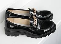 Женские лаковые туфли Vikttorio