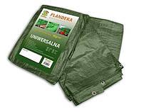 Тент усиленный зеленый Bradas 90г/м2 8*12м