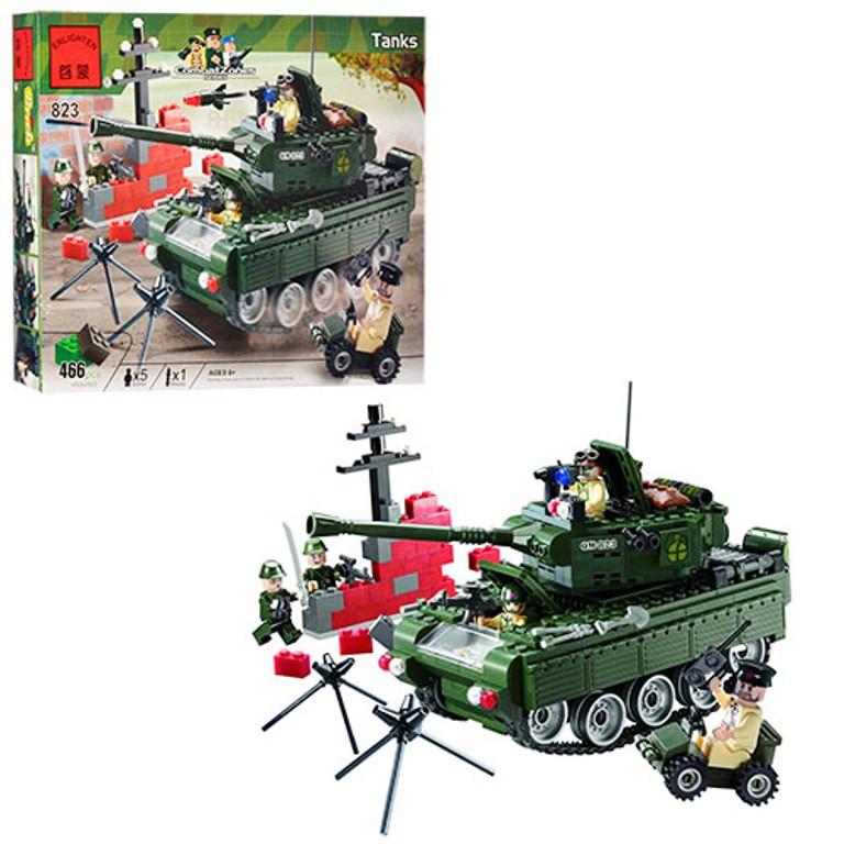 Конструктор Танк 823 BRICK