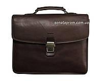 Мужской кожаный портфель Katana 36838